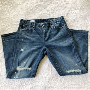 Gap 1969 Real Straight Jeans - size 31R